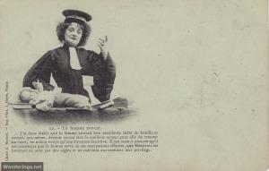 Femme Avocat 12 (w)