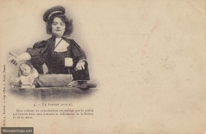 Femme Avocat 4 (w)