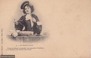 Femme Avocat 9 (w)